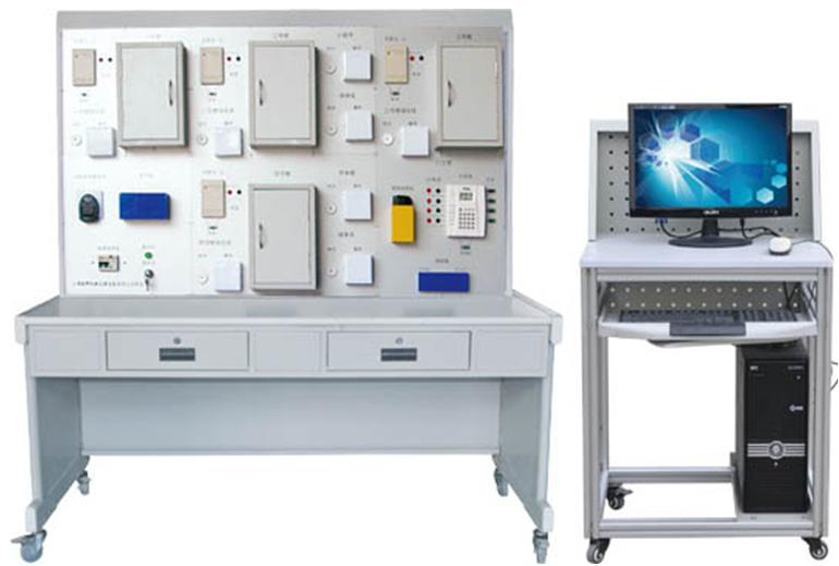 ZG-Y5型在線及離線巡更系統實訓裝置