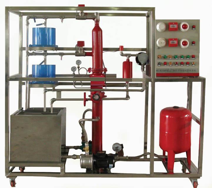 它适用于学习《建筑灭火系统》,《楼宇给排水系统》,《楼宇消防控制