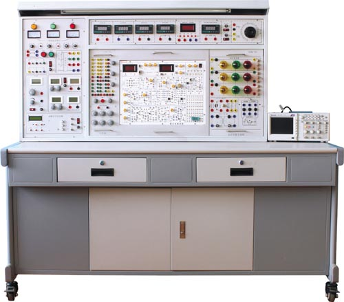 高性能电工电子电力拖动技术实训考核