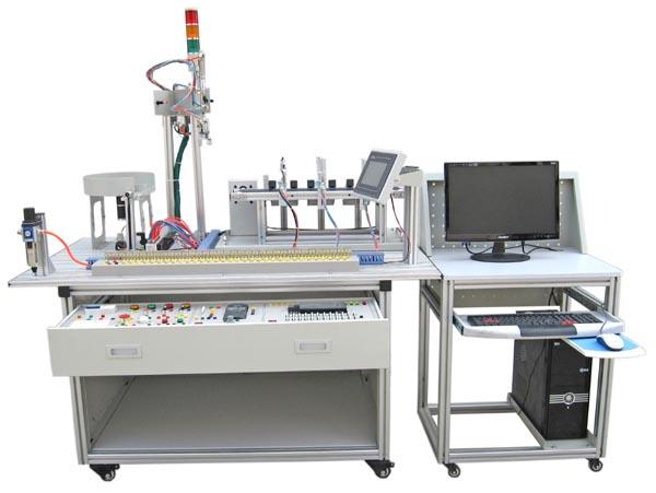 YUY-98A2型光机电一体化实训查核拆卸