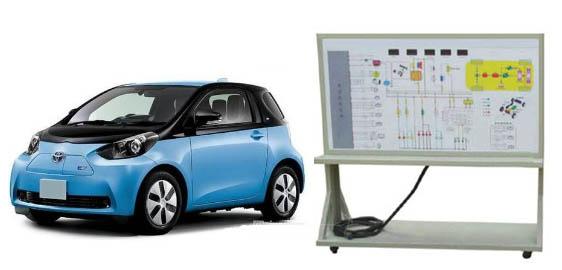 YUY-98E型电动汽车在线检测实训查核体系